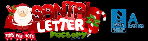 Santa Letter Small Logo