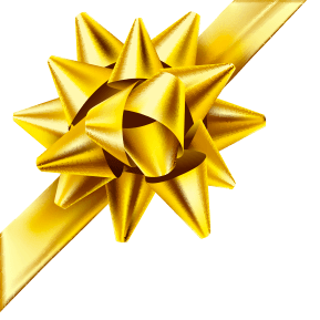 Gold Ribbon Top